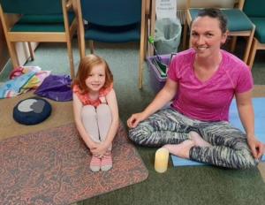 Childrens Yoga Dunshaughlin