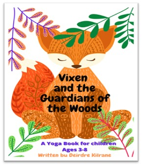 Picture of book - Vixen and the guardians of the woods